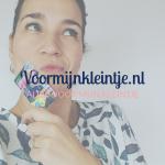 voormijnkleintje - content creator, dverteren bij een mamablogger