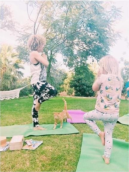 Moeder-dochter yogaretraite op Ibiza - CITYMOM - travelblog