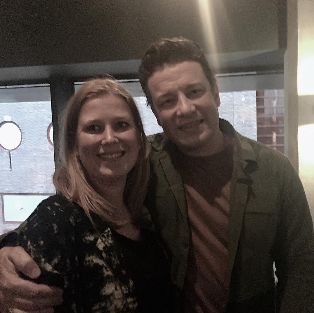 Puur Suzanne en Jamie Oliver