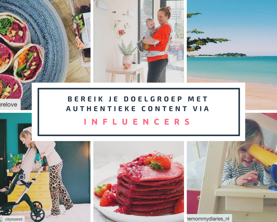 Samenwerken met influencers, influencermarketing, instagrammers, influencers, bloggers